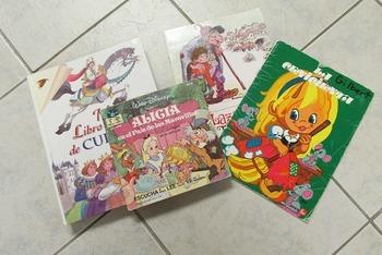 Set of children's stories