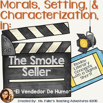 Setting, Characterization, and Morals Mini Activity