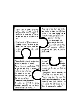 Setting Puzzles - Future