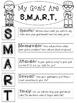 Setting S.M.A.R.T. Goals FREEBIE