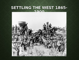 Settling the West- Miners and Ranchers