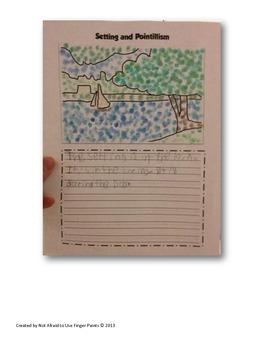 Seurat, Pointillism, and Setting