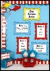 Whimsical Picture Frames - Coordinates with Seuss-like Col