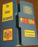 Seven Sacraments Catholic Lapbook