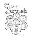 Seven Sacraments Reflection Booklet