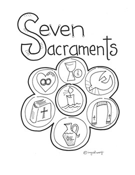 Seven Sacraments Reflection Booklet