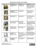 Seven Wonders of the Ancient World (PDF)
