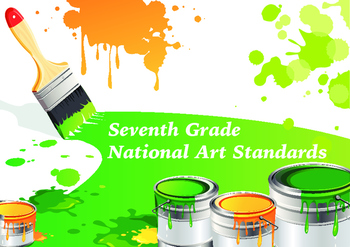 Seventh Grade National Core Art Standards Assessment Checklists
