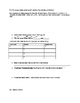 Seventh Grade Science Milestones Review