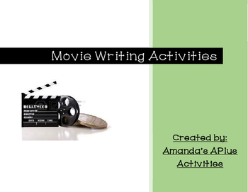 Several Writing Activities to Support Watching a Movie
