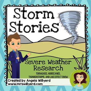 Severe Weather - Storm Stories PBL 10-Day Unit - SMART Not