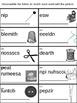 Sewing Worksheets