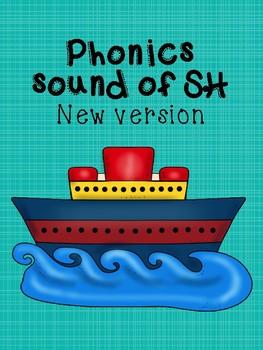 Sh Phonics Sound