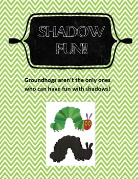 Shadow Fun - Book Characters