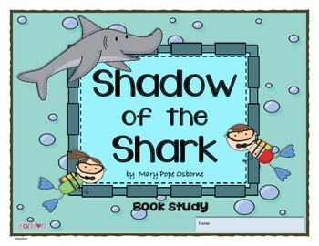 Shadow of the Shark - MTH book study