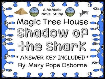 Shadow of the Shark : Magic Tree House #53 (Osborne) Novel