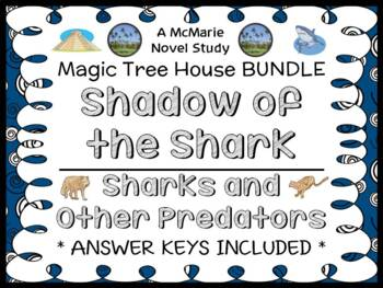 Shadow of the Shark | Sharks and Other Predators : Magic T