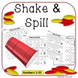 Shake and Spill, Shake & Spill