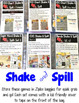 Shake & Spill Games!  A Growing Bundle