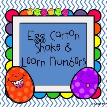 Shake and Learn Numbers