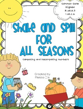 Shake and Spill for all Seasons:  Composing and Decomposin