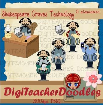Shakespeare Craves technology