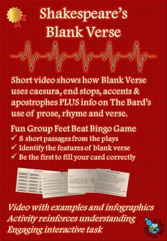 Shakespeare's Blank Verse