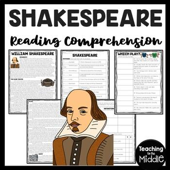 Shakespeare article & Questions, Renaissance, Biography, L