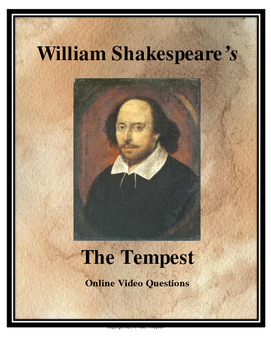 Shakespeare's The Tempest Video Questions