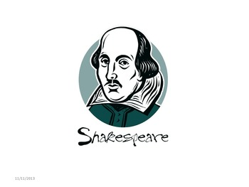 Shakespeare's Life and Time Final Test