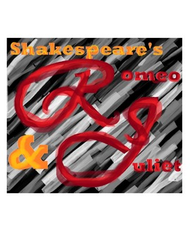Shakespeare's Romeo and Juliet: Extra Credit Opportunities