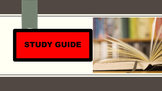 Shakespearian Learning Tree and Study Guide