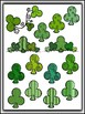 Shamrock Accents Clipart