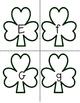 Shamrock Alphabet Match