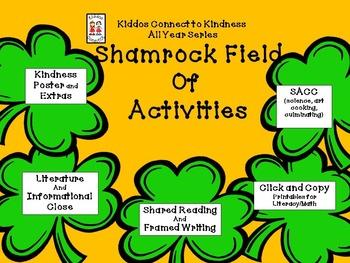 Shamrock Field of Activities - Kiddos Connect All-Year Kin