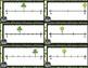 Shamrock Fractions on a Number Line ~*St. Patrick's Day*~