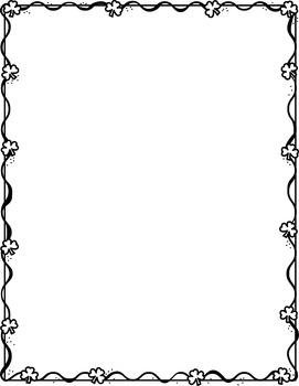 Shamrock Frame