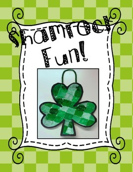 Shamrock Fun - Perfect for St. Patrick's day - Easy Art Pr