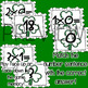 Shamrock Multiplication Matching Game