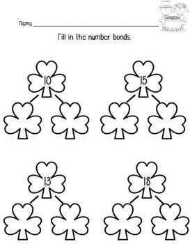 Shamrock Number Bonds