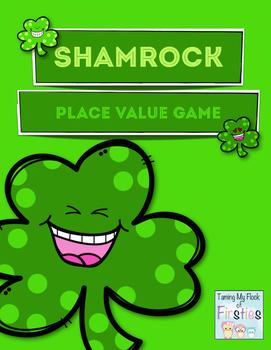 Shamrock!! Place Value Game