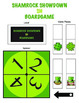 Shamrock Showdown /SH/ Articulation Boardgame!