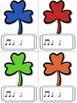 Shamrock Shuffle: Games for half note