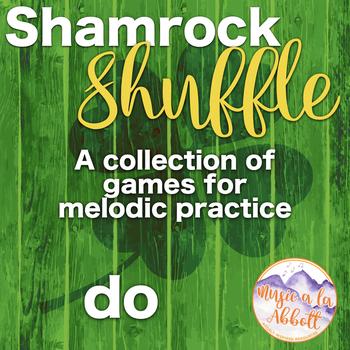 Shamrock Shuffle: Games for practicing do