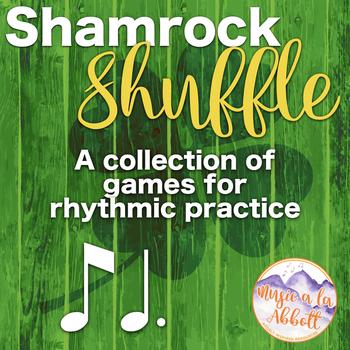 Shamrock Shuffle: Games for ti-tom