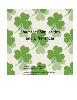 Shamrock Similarities and Differences