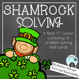 Shamrock Solving: A March Math Center for Practicing Word