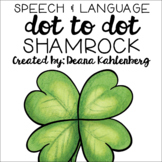 Shamrock {Speech & Language Dot Art}