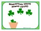 Shamrock Word Blend (CVC) Learning Center