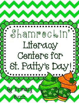 Shamrockin' Literacy Centers